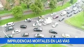 Videos de accidentes de tránsito en Colombia: véalos para que no los repita
