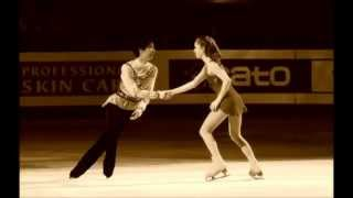 getlinkyoutube.com-Yuzuru Hanyu & Julia Lipnitskaya ~ Юдзуру Ханю ◆ Юлия Липницкая ~