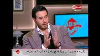 getlinkyoutube.com-هو ولاهي - أحمد السعدنى: أبويا فى يوم فرحى سابنى وخرج مع أستاذ محمود سعد - كان فرح غريب جدا
