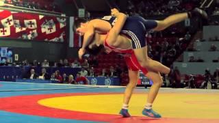 getlinkyoutube.com-Fila Greco-Roman & Freestyle Wrestling Highlights