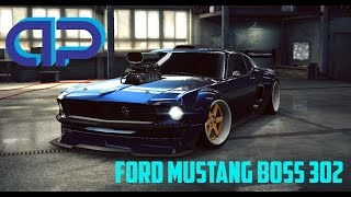 Need for Speed: No Limits | Ford Mustang Boss 302 Customization | Gameplay [Android/iOS]