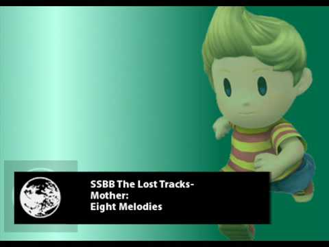 SSBB The Lost Tracks-Mother:Eight Melodies