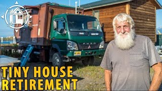 getlinkyoutube.com-75 Year Old Man Travels World with Incredible House Truck