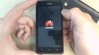 Huawei Ascend Y530 - How to unlock pattern lock by hard reset