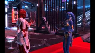 SWTOR - Vette and her Shock Collar FULL VERSION