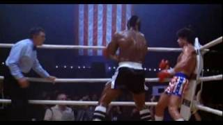 "getlinkyoutube.com-Rocky 3. Rocky Balboa Vs Clubber Lang....""You Aint Nothing""....  Final Fight  Scene from Rocky III ."