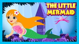 getlinkyoutube.com-The Little Mermaid Fairy Tales And Bedtime Story For Kids | Animated Full Story