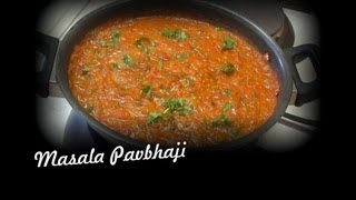 getlinkyoutube.com-Masala Pav bhaji video recipe- Indian Recipes by Bhavna