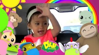 getlinkyoutube.com-Didi & Friends I Video Peminat Didi & Friends Yang Comel #1