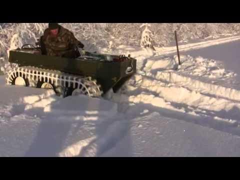 Гуся по снегу 60 см