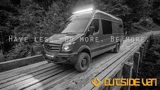 getlinkyoutube.com-OSV LAVA FLOW | 4x4 170 2500 Mercedes Benz Sprinter