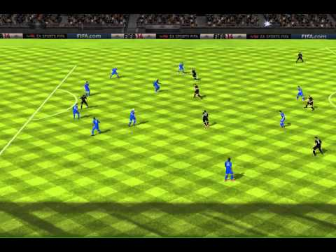 FIFA 14 iPhone/iPad - FC NEUS STRIKER vs. Karlsruher SC