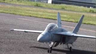 getlinkyoutube.com-F18F Super Hornet 【ラジコンJETSETジェットセット】