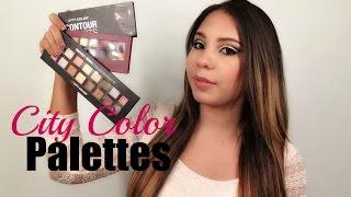 getlinkyoutube.com-Review City Color Palettes