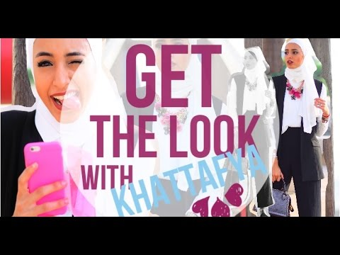 #Khattafya||Get The Look With Khattafya 5