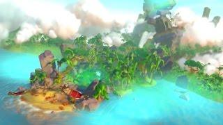 getlinkyoutube.com-Skylanders: Imaginators - Thumpin' Wumpa Island