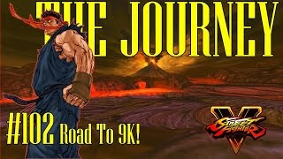 getlinkyoutube.com-The Journey #102 - Road to 9K LP - SFV Ranked