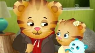 getlinkyoutube.com-Bajki Dla Dzieci Disneya   Ssiedztwo Daniela Tygrysa -  caly film animowany