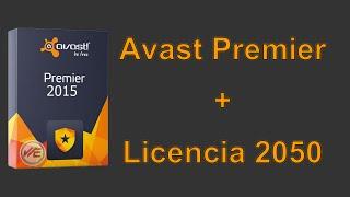 getlinkyoutube.com-► Descargar Avast Premier Full 2015 + Licencia Hasta 2020 - Licencia ZeNiX [MEGA][Windows 7/8/8.1]