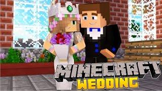 getlinkyoutube.com-Minecraft WEDDING - LITTLE KELLY GETS MARRIED!
