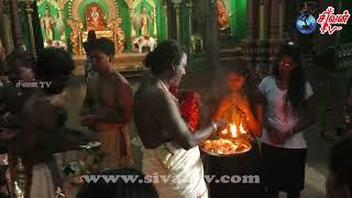 இணுவில் பரராஜ சேகரப்பிள்ளையார் கோவில் தீபாவளி சிறப்பு பூசை வழிபாடுகள்