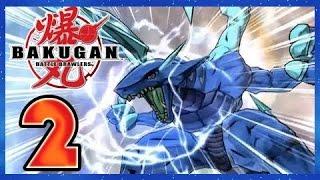 getlinkyoutube.com-Bakugan Battle Brawlers Walkthrough Part 2 (X360, PS3, Wii, PS2) 【 AQUOS 】 [HD]
