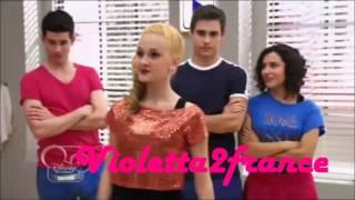 getlinkyoutube.com-Violetta2-- Duel de Ludmila et Violetta Ep2