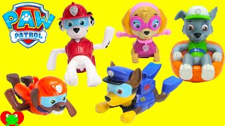 getlinkyoutube.com-Paw Patrol Paddlin Pups with Raining Orbeez and Shopkins Season 3
