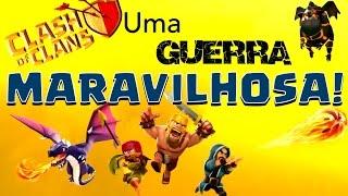 getlinkyoutube.com-Clash of Clans - GUERRA DE GIGANTES BR - FACÇÃO vs. BT