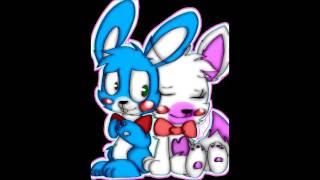 getlinkyoutube.com-Toy Bonnie X Mangle Toy Bonnie Fnaf Way