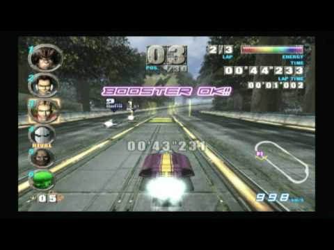 CGR Undertow - F-ZERO GX for Nintendo GameCube Video Game Review