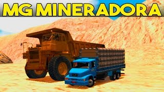 getlinkyoutube.com-Heavy Truck Simulator - Mb 1620 - Descendo a Serra da Mineradora