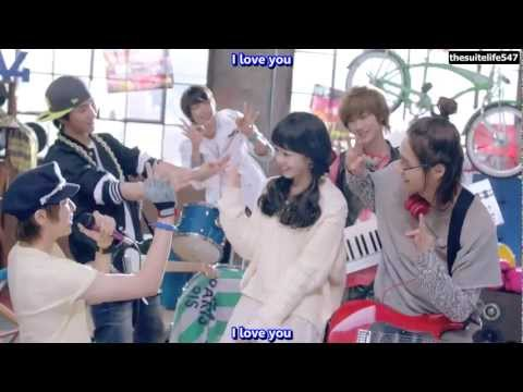 B1A4 - OK (Hangul, Romanization, Eng Sub)