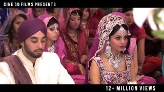 getlinkyoutube.com-Sikh Wedding (Worlds Most watched Sikh Wedding, Videography by Punjab2000.com /Cine5Dfilms.com)