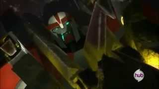 getlinkyoutube.com-Beast Hunters: Megatron Vs. Predaking