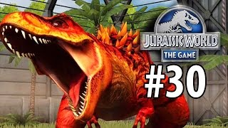 getlinkyoutube.com-Jurassic World: The Game - Power of the Full T-Rex [Episode 30] [iPad/Android]