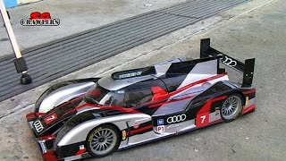getlinkyoutube.com-First Person View FPV RC Car - Speed Passion Le Mans LM-1 with Audi paintwork