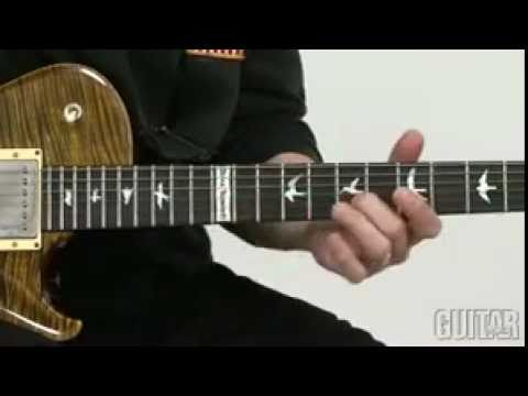 "Mark Tremonti: ""Ghost of Days Gone By"" Lesson (Part 2)"