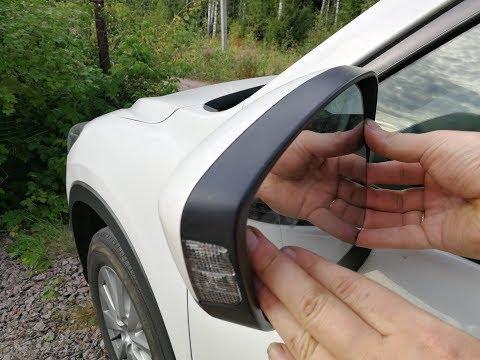 Замена привода механизма складывания зеркала Mazda CX-5