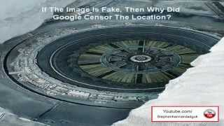 getlinkyoutube.com-Alien Base And Flying Saucer Found In Antarctica? 2013 HD