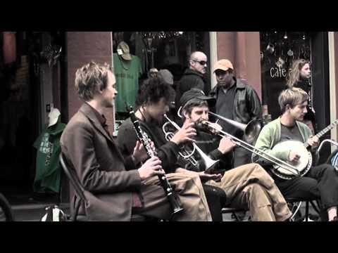 Tuba Skinny, New Orleans, Mardi Gras 2012