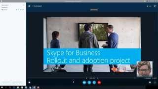 getlinkyoutube.com-Skype for Business: Learning the Basics