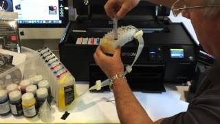 getlinkyoutube.com-Epson SureColor P600 ProHD Continuous Ink System from Marrutt
