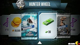 getlinkyoutube.com-MOSASAURUS EVENT HUNTER LEAGUE CHALLENGE - Jurassic World The Game