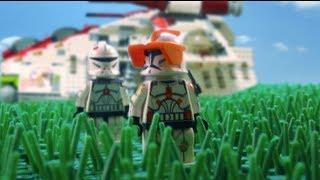 getlinkyoutube.com-LEGO Star Wars: Squadron 13 - Infiltration