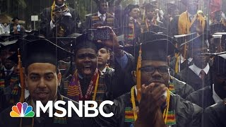 President Trump Praises Black Schools, But His Message May Be Lost   Morning Joe   MSNBC