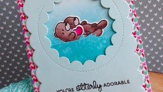 getlinkyoutube.com-Valentine Card Series 2017 #7