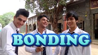 getlinkyoutube.com-Ashwini, Anand and Anshuman aka Sid, Charlie and Utkarsh of Warrior High in coversation with Tellyby