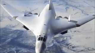 getlinkyoutube.com-Dieser russische Bomber TU-160 wird Deutschland bombardieren im Falle NATO-Russland-Krieg