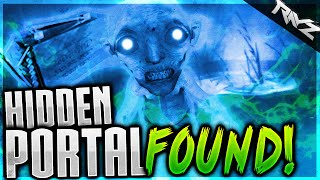 getlinkyoutube.com-COD Zombies: New Hidden Portal Easter Egg Found In Tranzit?! Real or Fake? (Call of Duty: Zombies)